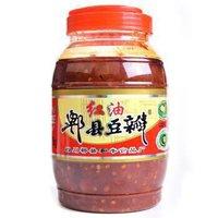 科丰 郫县豆瓣 红油 1.25kg *5件