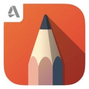 《Autodesk SketchBook》iOS数字版中文软件