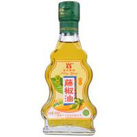 乡王 藤椒油126ml *5件