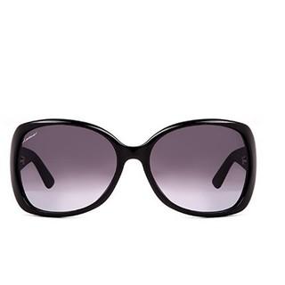 GUCCI 古驰 GG 3729/F/S 亚洲款女士大框太阳镜