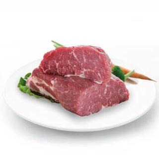 双汇 冰鲜猪梅花肉 500g/袋 *12件