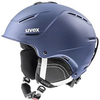 中亚Prime会员,限尺码、历史新低 : UVEX 优维斯 All mountain 全地形系列 p1us 2.0 中性滑雪头盔