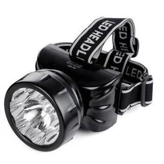 京东PLUS会员 : Duration Power 久量 LED-781 充电式户外照明灯 *4件
