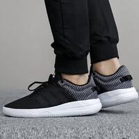 限尺码:adidas 阿迪达斯 NEO CF SWISH 男子运动鞋