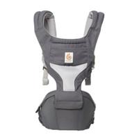 ergobaby 坐垫六式 婴儿背带 透气款 灰色