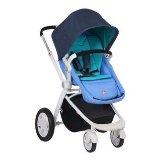 gb 好孩子 GB08-W-N312BB 欧洲豪华高景观婴儿推车