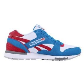 限尺码 : Reebok 锐步 GL6000 中性复古跑步鞋