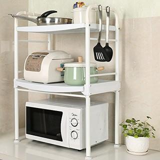 宝优妮 厨用置物架 烤箱架 立式置物架 微波炉架子