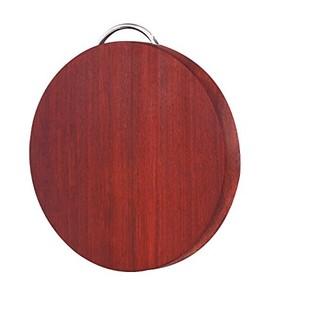 Suncha 双枪 蔷薇木圆形砧板  中号