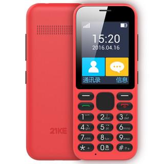 21KE 21克 C1 直板老人手机