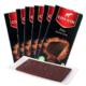 Cote d'Or 克特多 金象 香脆黑巧克力 100g*6块
