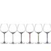 RIEDEL 礼铎 7900/07  FATTO A MANO系列勃艮第手工红酒杯 6只礼盒套装