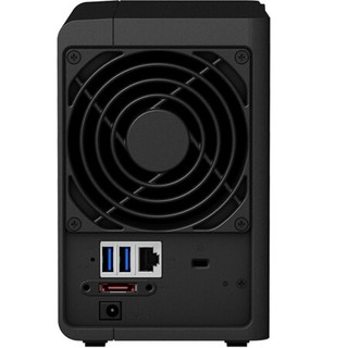 Synology 群晖 DS218+ 2盘位 NAS网络存储服务器