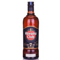 哈瓦那(Havana)洋酒 古巴 哈瓦那俱乐部 7年 陈酿 朗姆酒 700ml+凑单品