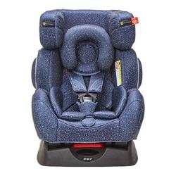 GB 好孩子 CS726-N021 蓝色满天星 汽车儿童安全座椅 0-7岁