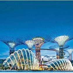 全国多地-新加坡6天5晚(2晚圣淘沙+3晚市区)