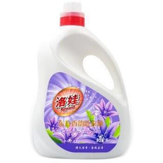 洛娃 东方香韵洗衣液 紫罗兰香 4kg *2件