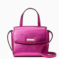 再降价:kate spade 凯特丝蓓 LAUREL WAY MINI ALISANNE 女士手提斜挎包