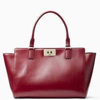 kate spade orchard valley smooth kelsey 女士手提包