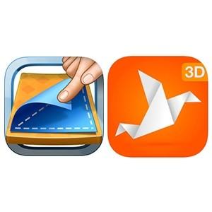 AppFinder No.228 : 童年的回忆,哄娃的利器,两款折纸类App推荐