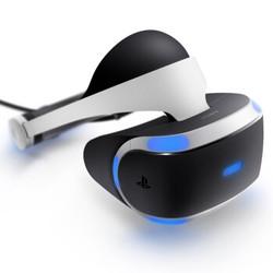 SONY 索尼 PlayStation VR 虚拟现实头戴设备