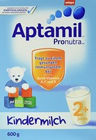 Aptamil 婴幼儿配方奶粉 2段+ 600g*5