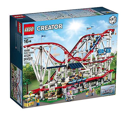 LEGO 乐高 Creator创意百变高手系列 10261 巨型过山车