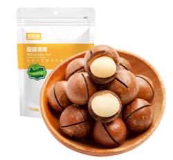 俏香阁 坚果炒货 特产零食 奶油味夏威夷果158g/袋 *10件