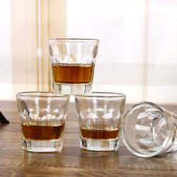 代字行 玻璃杯套装家用6只