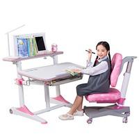 心家宜 M105R_M205R 儿童气压辅助升降学习桌椅套装