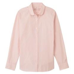 MUJI 无印良品 W8SC703 女士衬衫