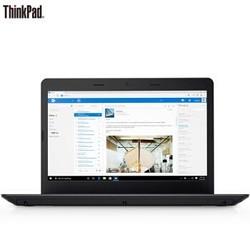 联想(ThinkPad) E470(20H1001RCD)14英寸笔记本电脑(i5-7200U 8G 500G 2G独显 )黑色