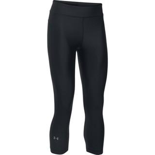 限尺码 : UNDER ARMOUR 安德玛 HeatGear Armour 女式七分健身紧身裤