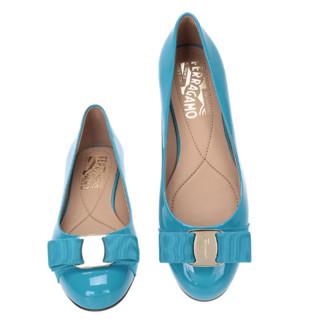 Salvatore Ferragamo 菲拉格慕 VARINA系列 女士平底鞋