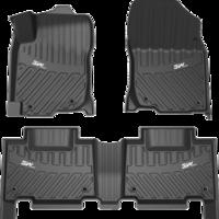 3W 全TPE专车专用脚垫 *3件