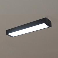 艺族 LED灯 6W 白光 不带吊线 银光/黑光可选