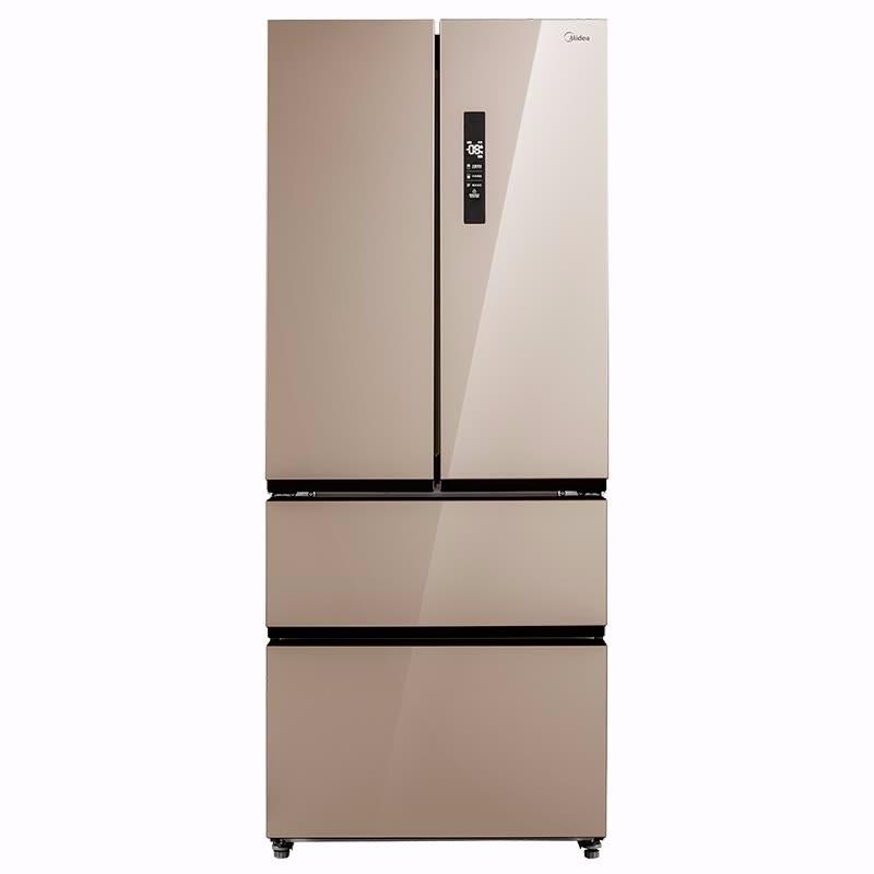 Midea 美的 BCD-421WTPM(E) 变频 风冷 多门冰箱 421升