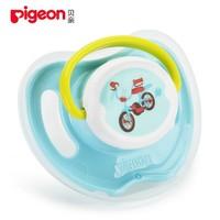 贝亲Pigeon新安抚奶嘴S号脚踏车