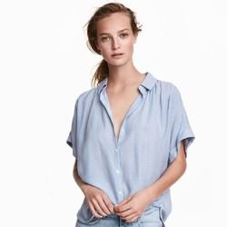 H&M女 HM0505071 女士短袖衬衫
