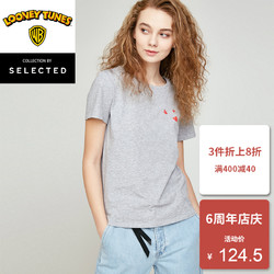 SELECTED 417201594 女士T恤
