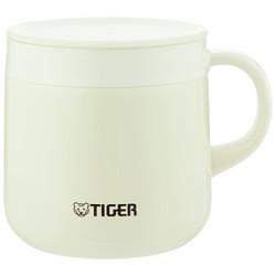 TIGER 虎牌 MCI-A28C  不锈钢保温杯 奶白色 280ml +凑单品