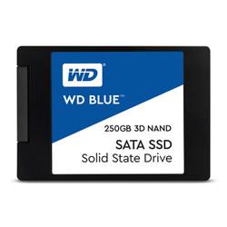WD 西部数据 Blue系列-3D版 250G 固态硬盘(WDS250G2B0A)