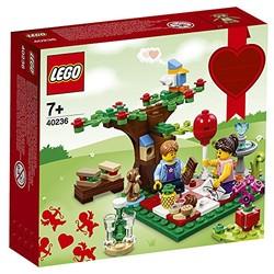 LEGO 乐高 节日系列 40236 浪漫情人节野餐会