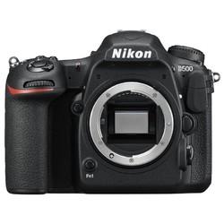 Nikon 尼康 D500 APS-C画幅 单反相机 单机身