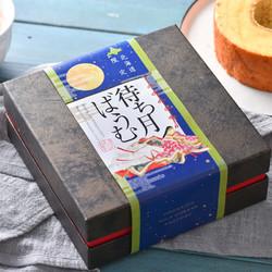北海道牛奶芝士工厂 年轮蛋糕 350克