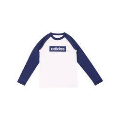 adidas kids 阿迪达斯 女大童大童长袖T恤 CX3597