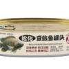 小猪呵呵 豆豉鱼罐头 184g *2件 11.9元(合5.95元/件)