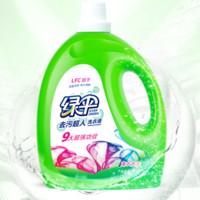 EVER GREEN 绿伞 洗衣液 4kg