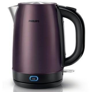 20日8点 : PHILIPS 飞利浦 HD9333/21 电水壶 1.7L
