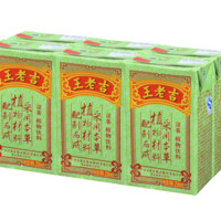 王老吉 凉茶绿盒装 250ml*6盒